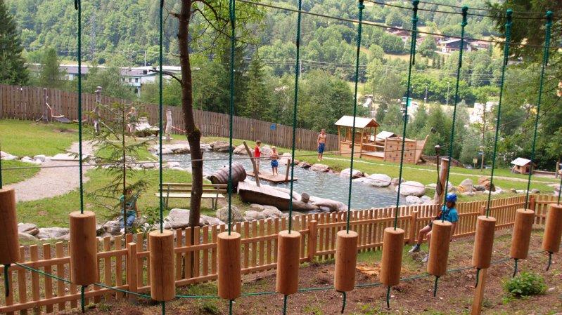 Wassererlebnispark, © TVB Osttirol Galitzenklamm Lugger