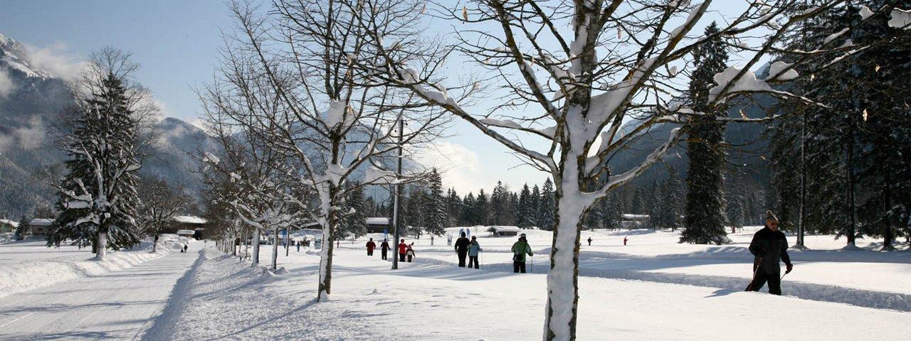 Winterwanderung Gramaialm, © Achensee Tourismus