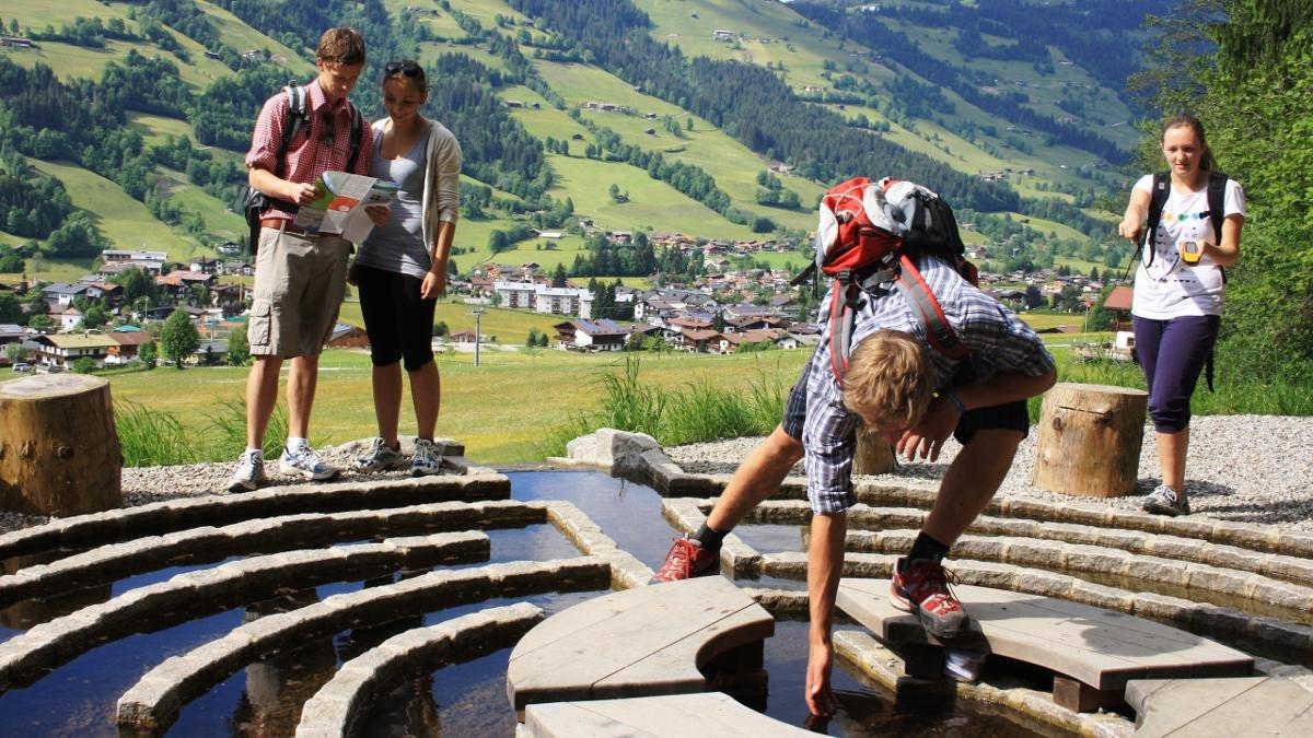 © Kitzbüheler Alpen - Brixental