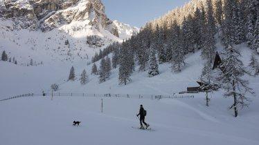 Skitur w regionie Axamer Lizum