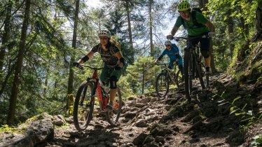 Blindsee Trail, Lermoos, © Tirol Werbung/Peter Neusser