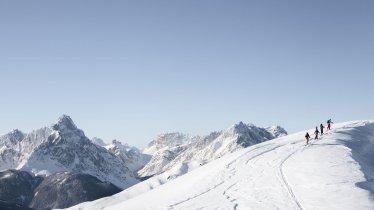 Skitury w Tyrolu Wschodnim