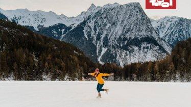 Jezioro Piburger See, © Tirol Werbung / Ramon Haindl