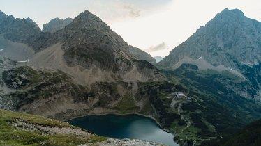 Neustift w dolinieStubai koło schroniskaStarkenberger Hütte , © Tirol Werbung / Haindl Ramon