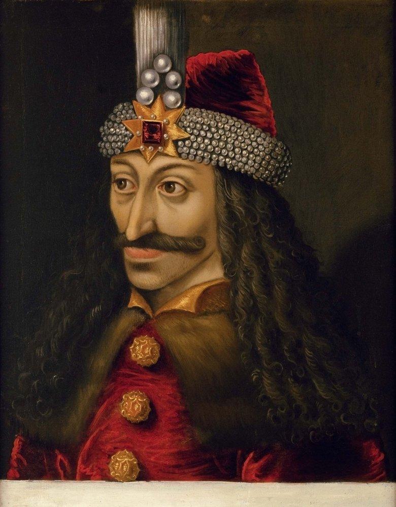 Drakula na Zamku Ambras;1430-1477 , © KHM Museumsverband