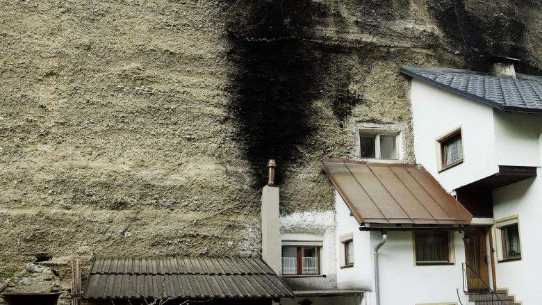 Dom, który zbudowano tylko do połowy , ©  Tirol Werbung/Bernhard Aichner