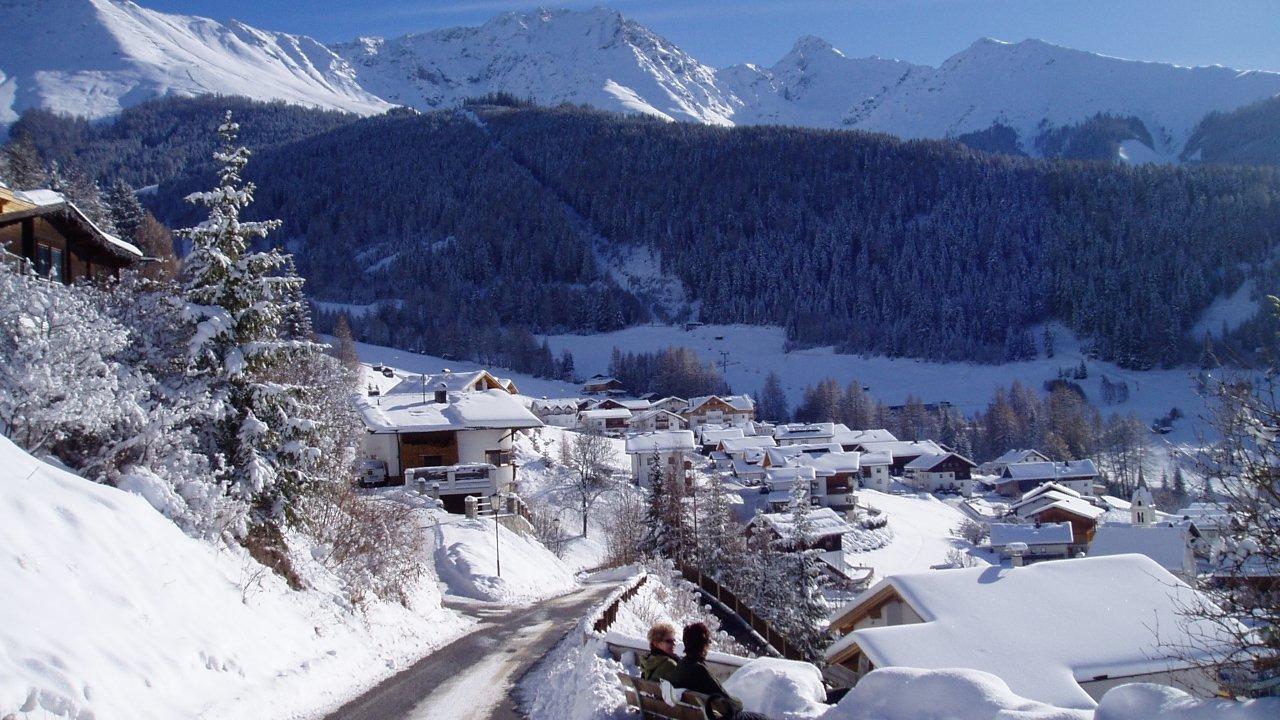 Fendels im Winter, © Tiroler Oberland