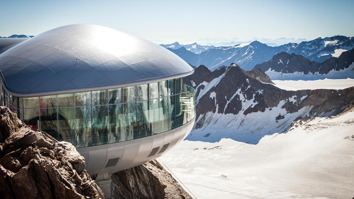 © Pitztaler Gletscherbahnen