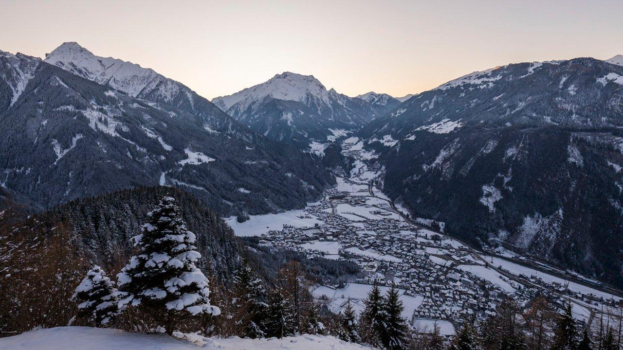 Zillertal zimą, © Tirol Werbung/Michael Grössinger