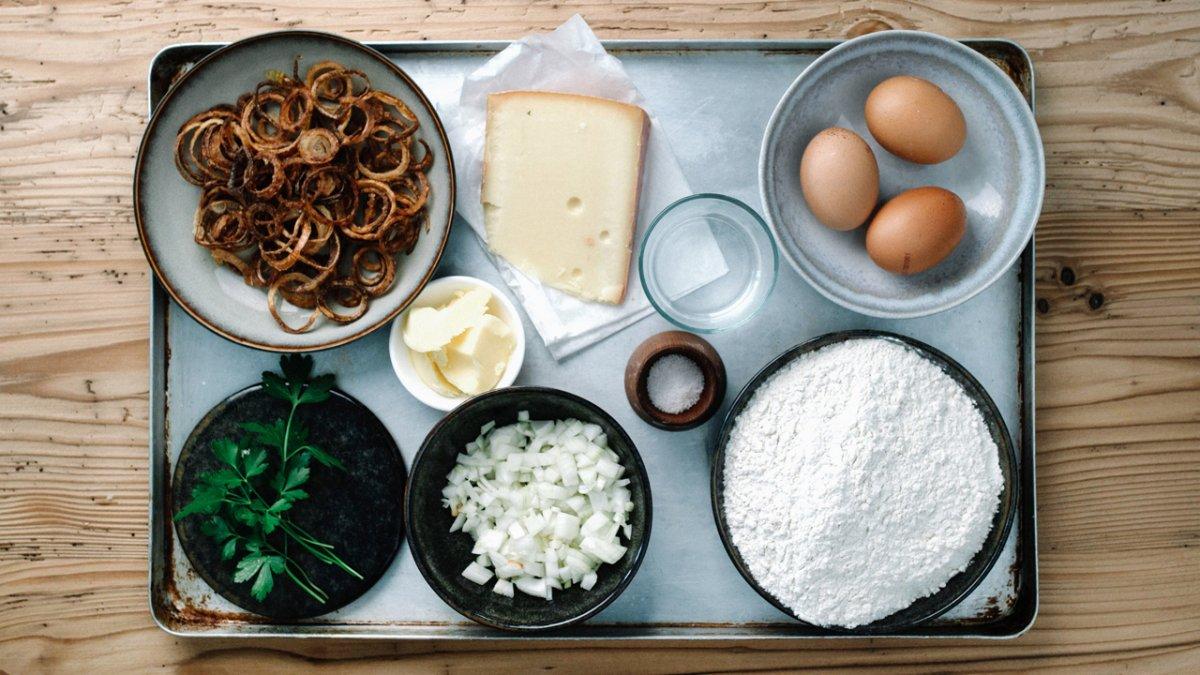 Käsespätzle, © Tirol Werbung / Koschitzki Kathrin